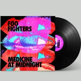 Medicine at Midnight - Foo Fighters [VINYL]