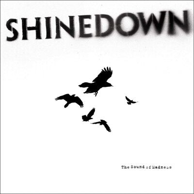 The Sound of Madness - Shinedown [VINYL Limited Edition]