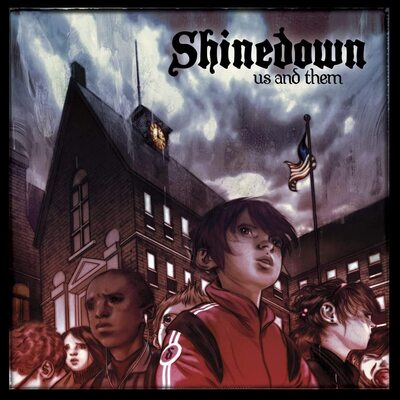 Us and Them:   - Shinedown [VINYL Limited Edition]