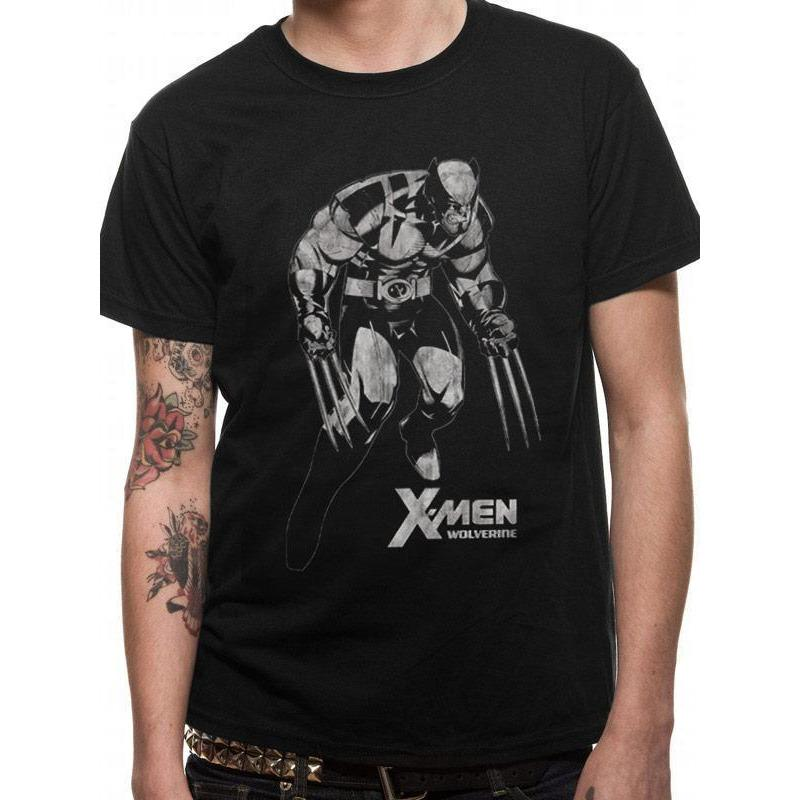X Men Wolverine Tonal [T-Shirts]