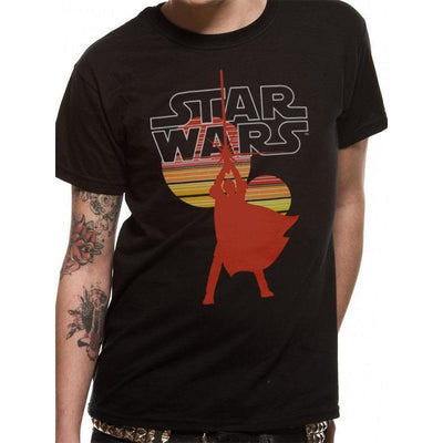 Star Wars Retro Suns Luke Skywalker [T-Shirts]