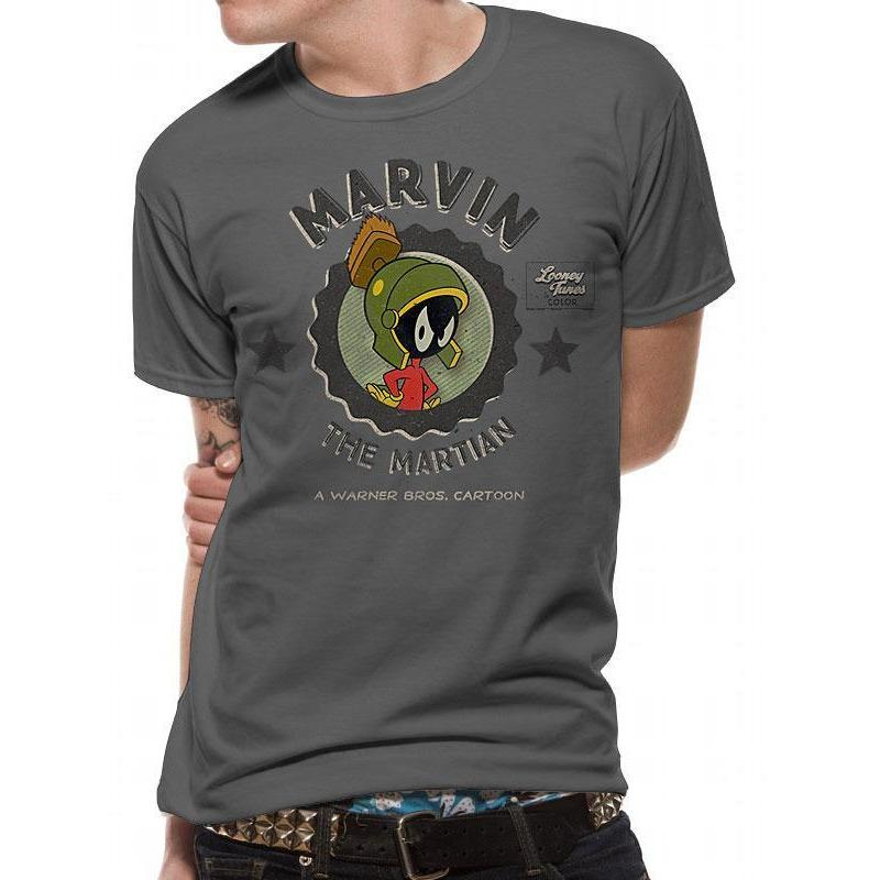 Marvin Martian [T-Shirts]