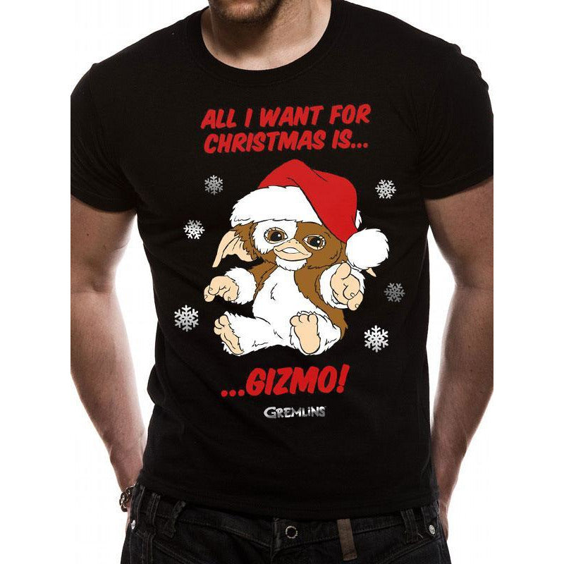 Gremlins All I Want Is Gizmo - SMALL [T-Shirts]