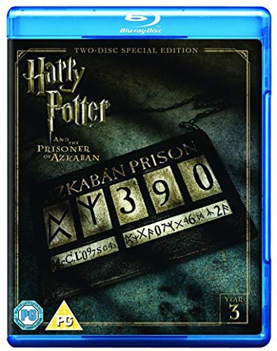 Harry Potter and the Prisoner of Azkaban - Alfonso Cuarón [BLU-RAY]