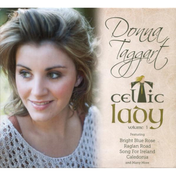 Celtic Lady:  - Volume 1 - Donna Taggart [CD]