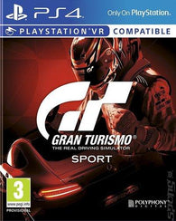 Gran Turismo Sport - Polyphony [GAME]