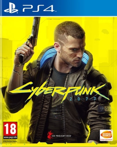 Cyberpunk 2077 - CD Projekt Red (PS4) [GAME]