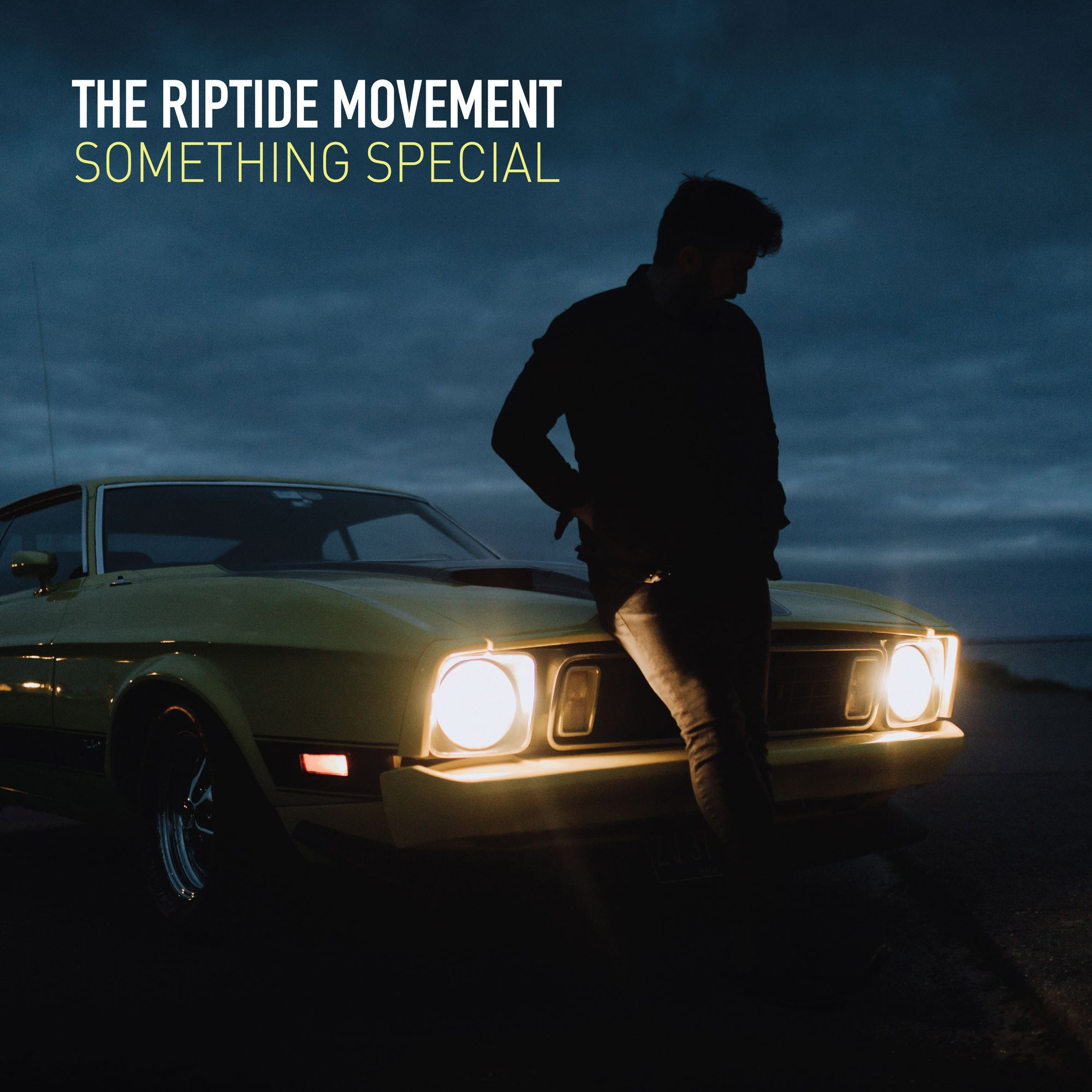 SOMETHING SPECIAL - RIPTIDE MOVEMENT [Vinyl]