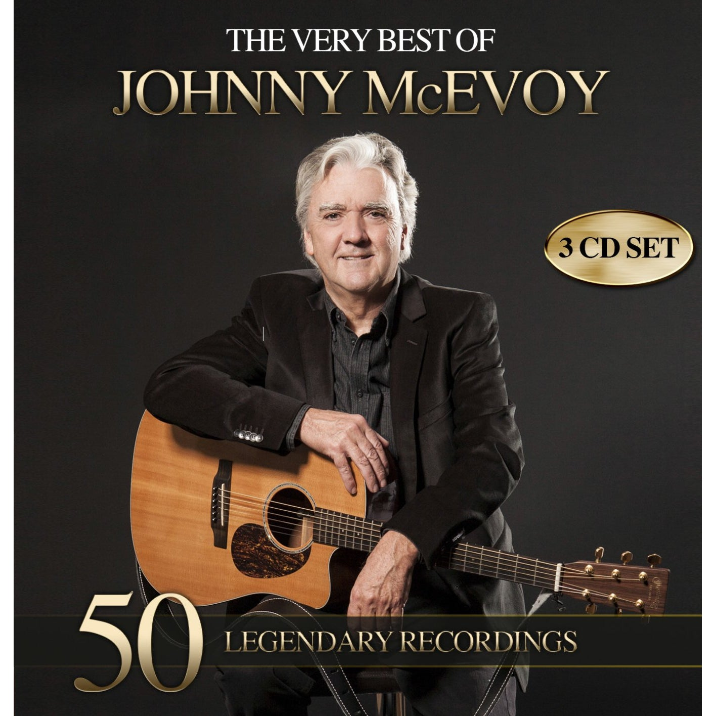 The Very Best Of: 50 Legendary Recordings - Johnny McEvoy [CD]