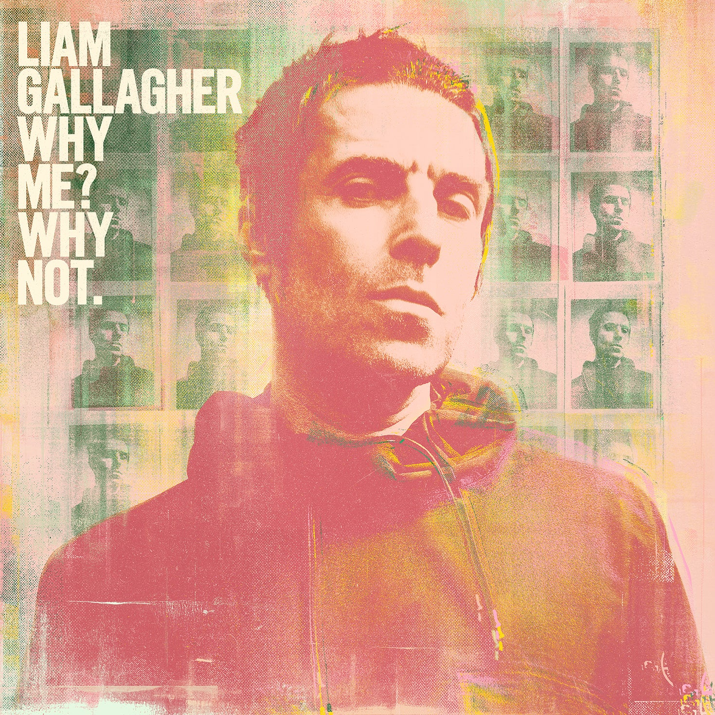 Why Me? Why Not.: - Liam Gallagher [DELUXE CD] OUT 20.09.19 PRE-ORDER NOW