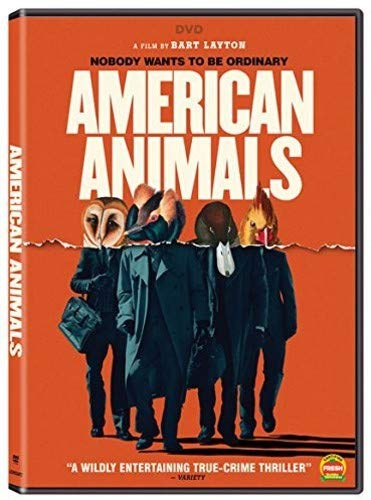 American Animals - Bart Layton [DVD]