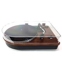 Camden Turntable With Speakers [Tech & Turntables]