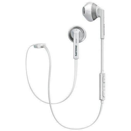 7bf6fb5ca20 PHILIPS BLUETOOTH HEADSET WHITE [Accessories] - Golden Discs