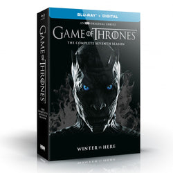 Game of Thrones: The Complete Seventh Season - David Benioff [BLU-RAY]