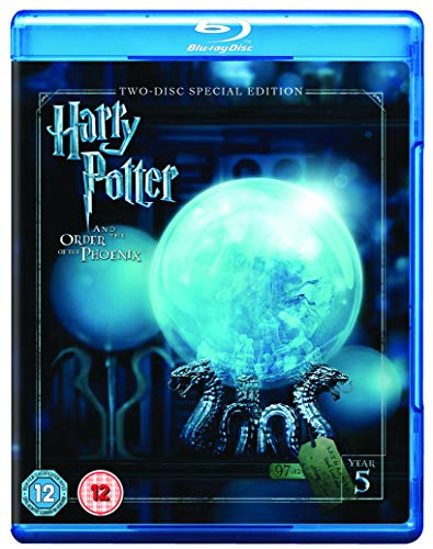 Harry Potter and the Order of the Phoenix - David Yates [BLU-RAY]