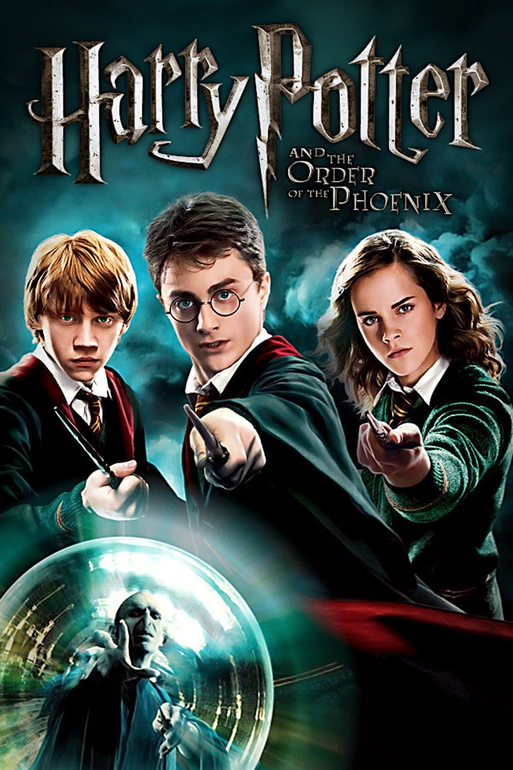 Harry Potter and the Order of the Phoenix - David Yates [DVD]