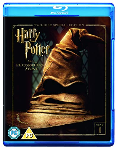 Harry Potter and the Philosopher's Stone - Chris Columbus [BLU-RAY]
