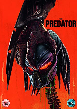 The Predator 2018 [DVD]