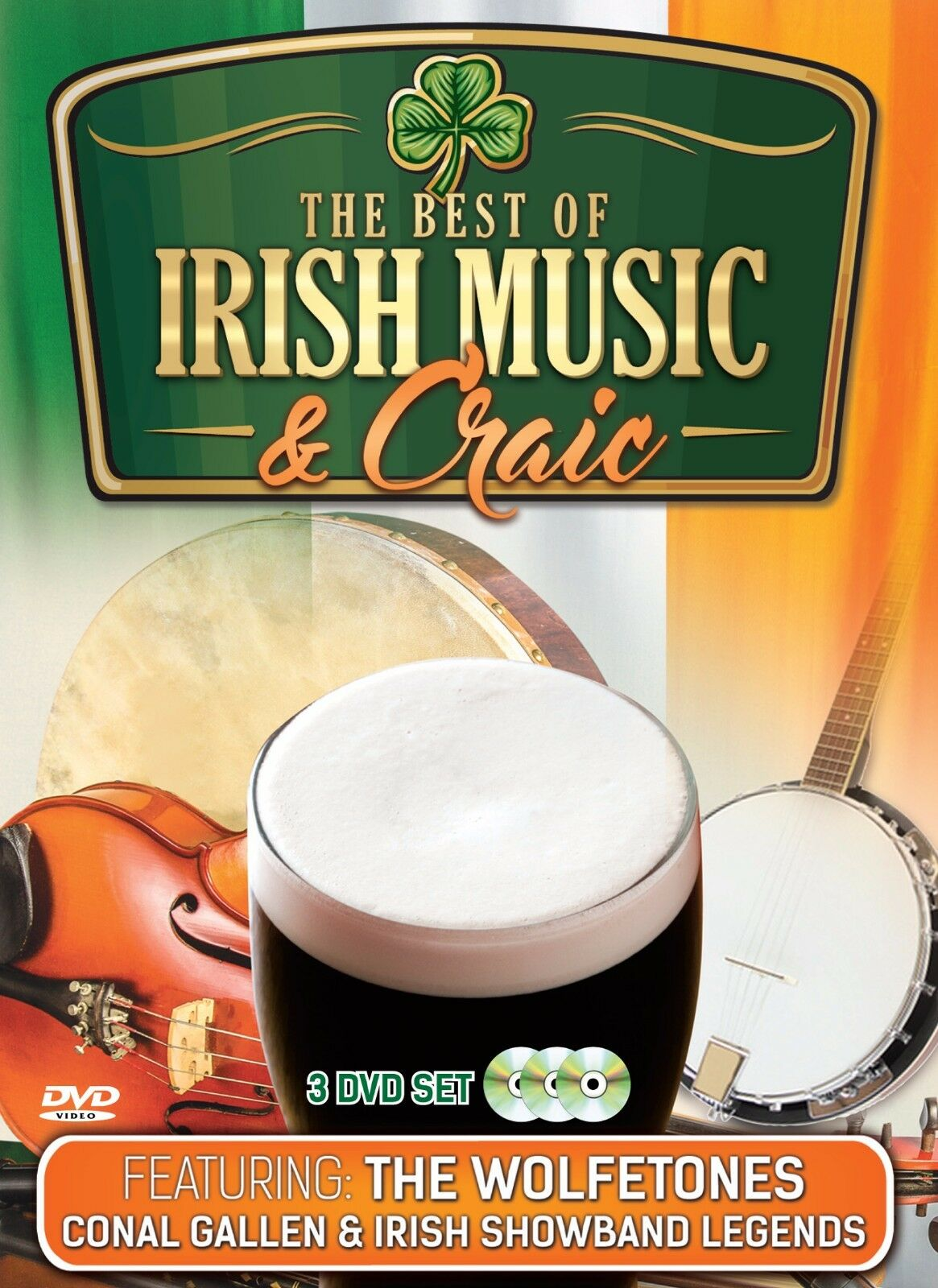 BEST OF IRISH MUSIC AND CRAIC [DVD]