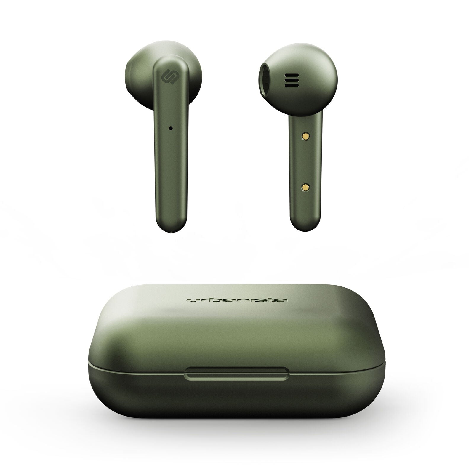 Urbanista Stockholm True Wireless Earbuds - Olive Green [Accessories]