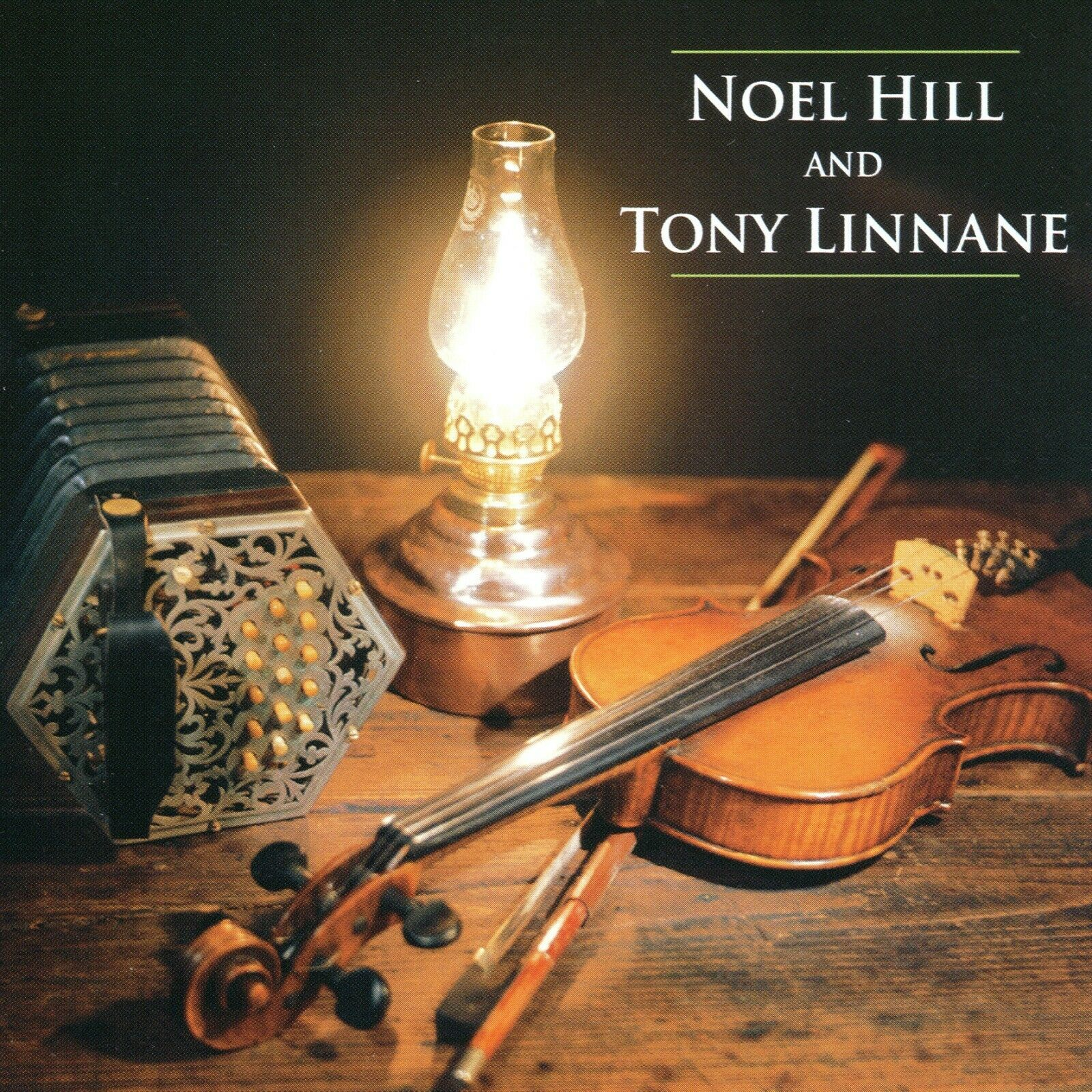 Noel Hill / Tony Linnane (Remastered):- Noel Hill & Tony Linnane [CD]