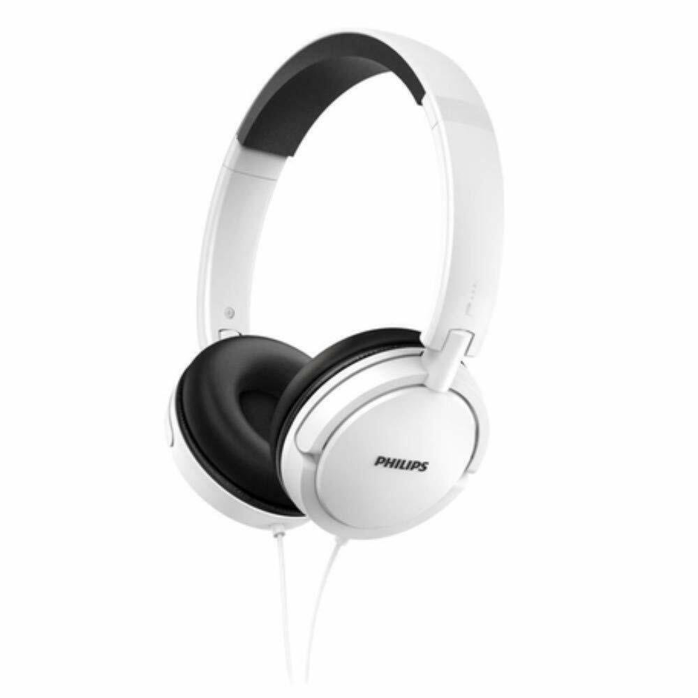 Philips Wired Over Ear White [Accessories]