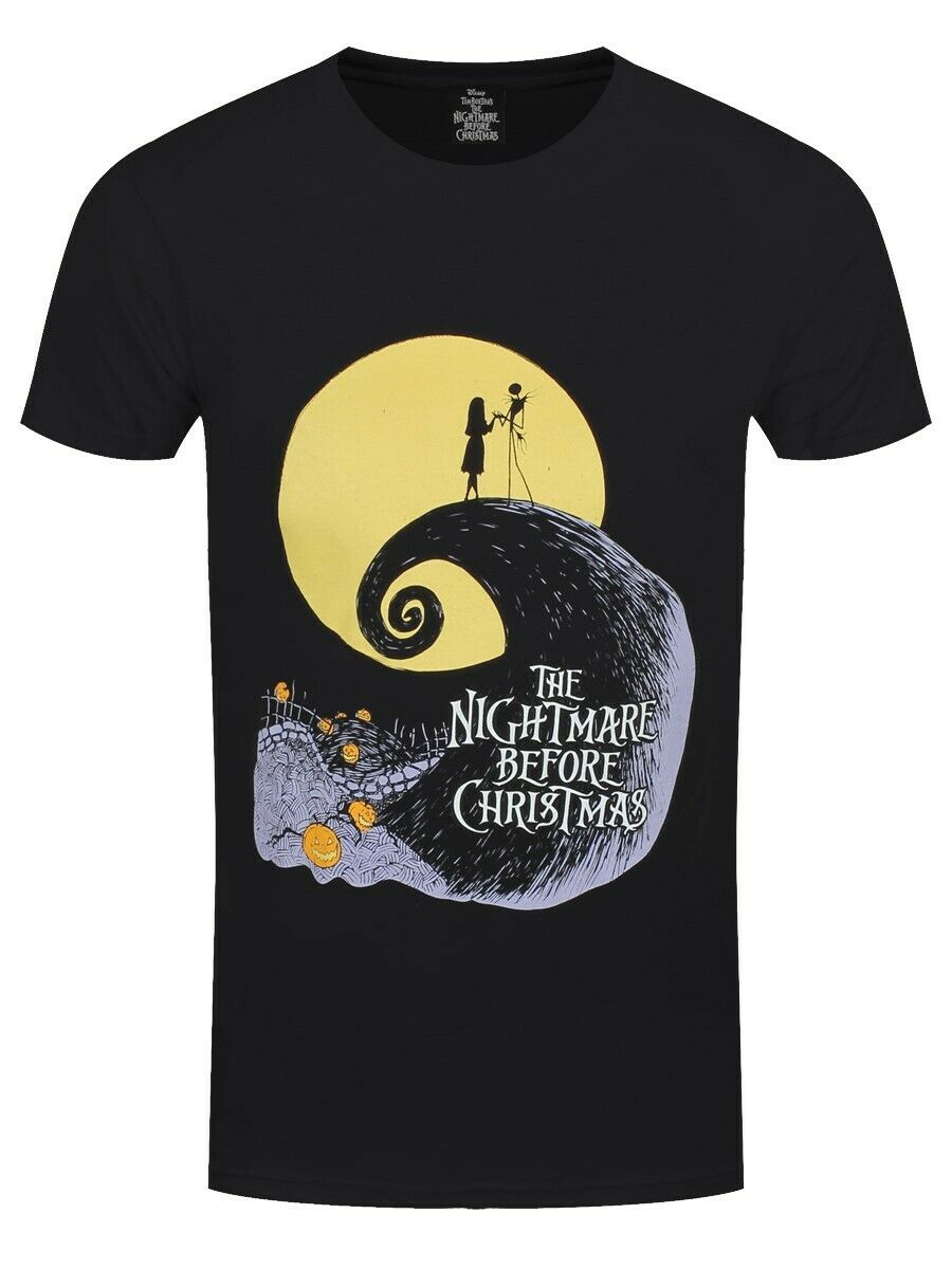 Nightmare Before Christmas Silhouette  [T-Shirts]