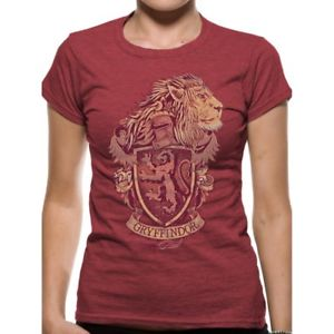 Harry Potter Gryffindor Unisex - XLARGE [T-Shirts]