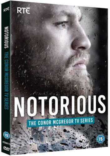 Notorious - The Conor McGregor TV Series [DVD]