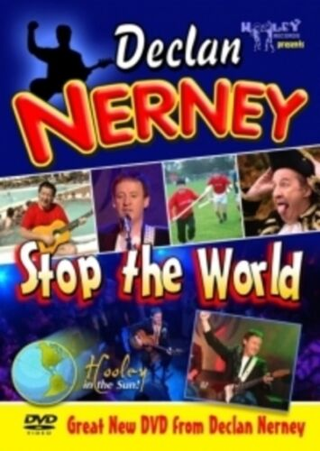 Declan Nerney Stop The World [DVD]