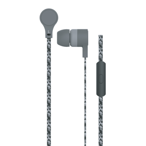 Maxell Cordz Earphones Grey [Accessories]