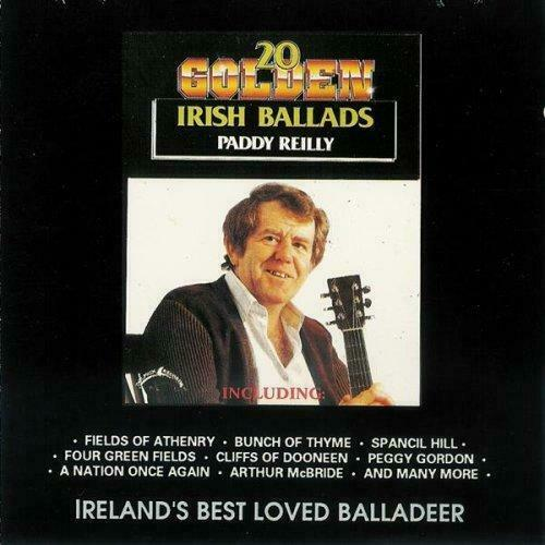 20 Golden Ballads V: Paddy Reilly [CD]