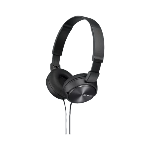 SONY ZX OVER EAR HEADSETBLACK [Accessories]