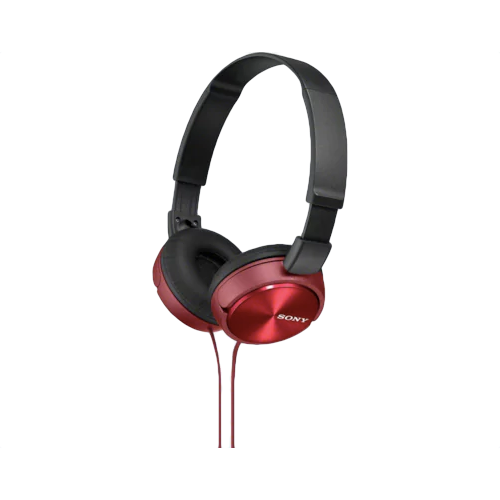 SONY ZX OVER EAR HEADSETRED [Accessories]