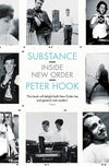 SUBSTANCE INSIDE NEW ORDER PA - PETER HOOK [BOOK]