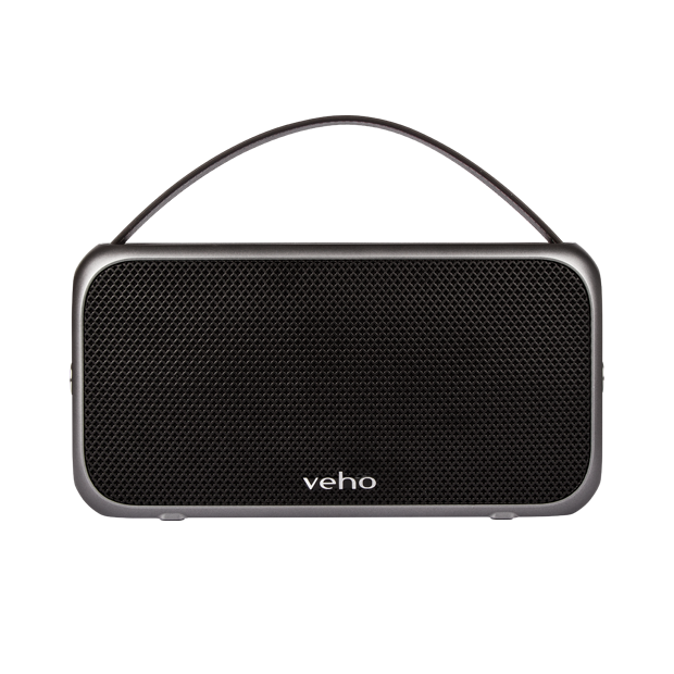 VEHO M7 MODE 360 BLUETOOTH SPEAKER [TECH & TURNTABLES] GOLDEN DISCS
