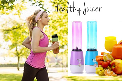 Healthy Juicer Blender 2 Botol Serbaguna