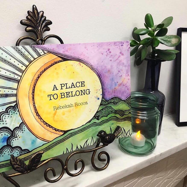 A Place to Belong - A Children's Story