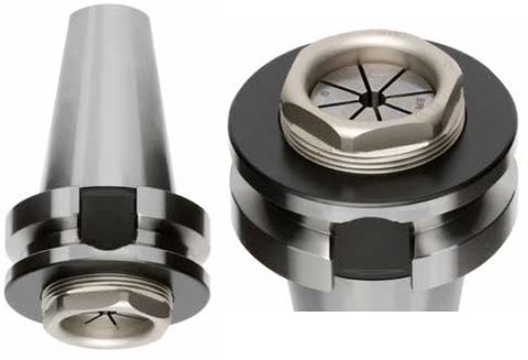 BT40 Short Collet Chuck
