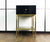 Onyx bedside table