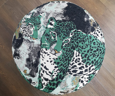 Zinnia HOARE fabric stool