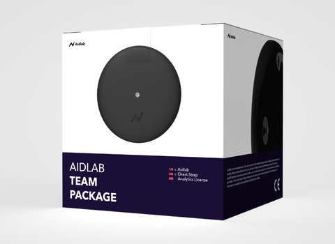 Aidlab Team Package