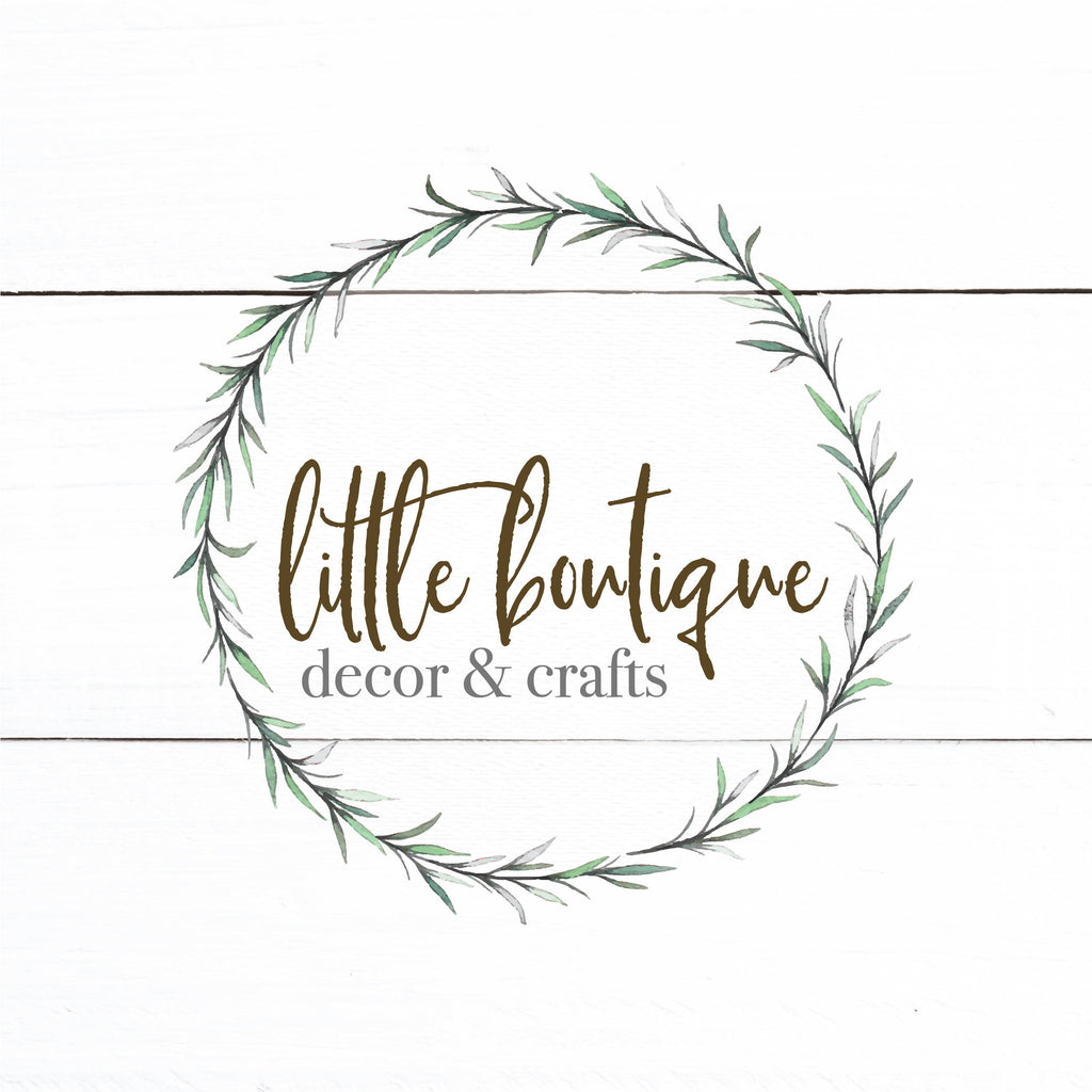 rustic logo design  Farmhouse Rustic Logo - Predesigned Logo Customized With Your ...