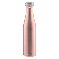 Isolierflasche Edelstahl 0,75l rosegold