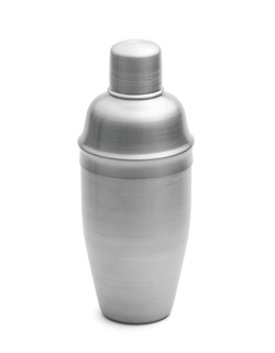 Cocktailshaker 0,75L, Weis - Kochtail