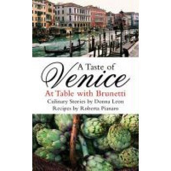 A Taste of Venice - At Table with Brunetti (Englisch), Umbreit - Kochtail