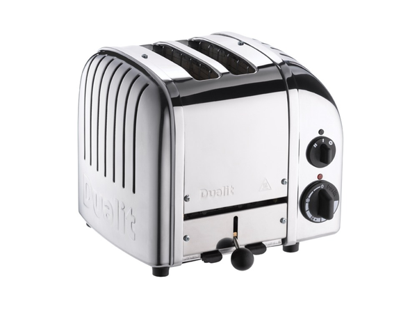 Toaster CLASSIC Edelstahl, 2 Schlitze, Dualit - Kochtail