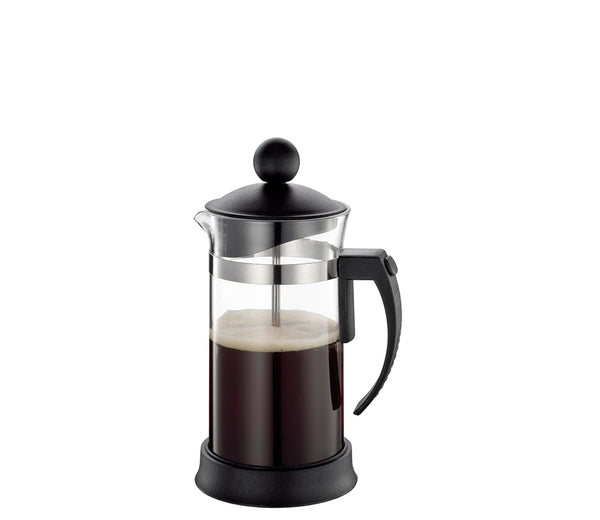 Cilio Pressfilterkanne French Press Mariella, 3 Tassen 0,35 Liter