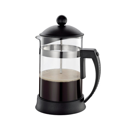 Cilio Pressfilterkanne French Press Mariella, 6 Tassen 0,80 Liter