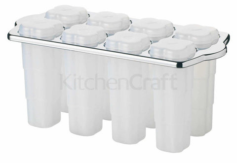 Eislolliformen Deluxe Set 8-tlg., KitchenCraft - Kochtail